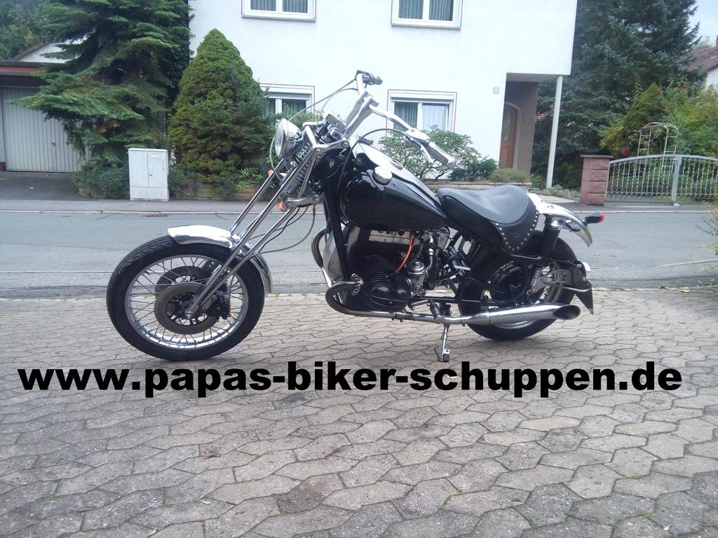 Papas-Biker-Schuppen » 2016 » Oktober