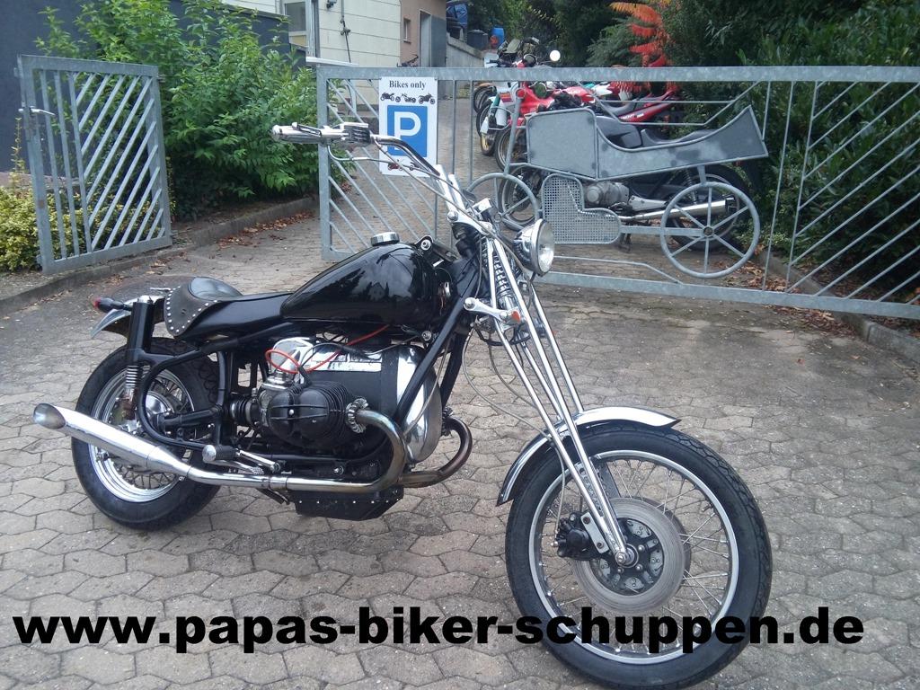 Papas-Biker-Schuppen » 2016 » Oktober » 09