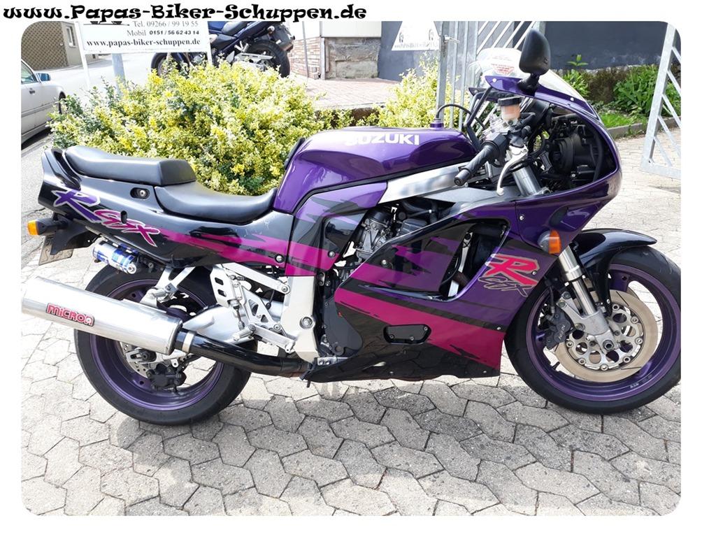 kein serviceheft mehr suzuki motorrad